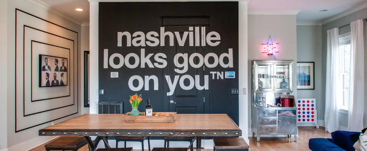 Dream House, 4 Story Picturesque Rental in Nashville Hero Image in Buena Vista, Nashville, TN