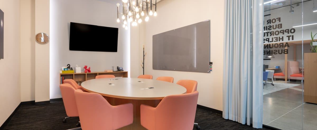 Urban Contemporary 8 Person Meeting Room - Granite Place in Southlake Hero Image in undefined, Southlake, TX
