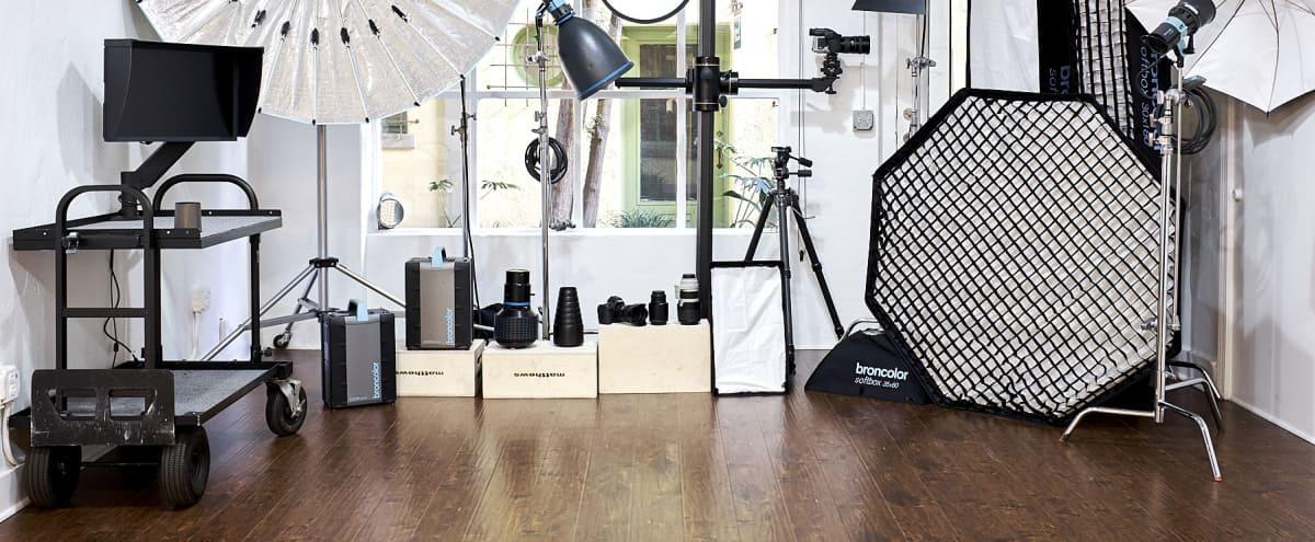 Fully Equipped - Affordable, Clean, High Ceiling Studio. in Los Angeles Hero Image in Koreatown, Los Angeles, CA