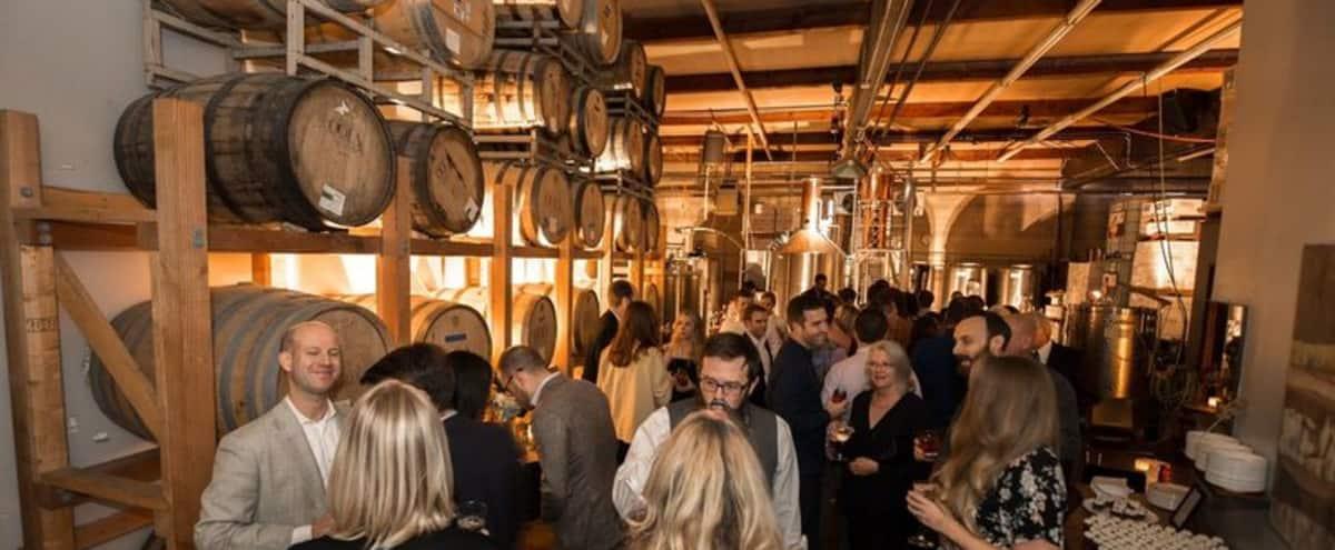 Distillery Barrel Room in Seattle Hero Image in Central District, Seattle, WA
