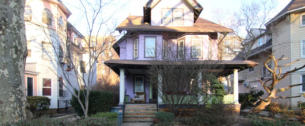 Victorian Style Home in Ditmas Park in Brooklyn Hero Image in Flatbush, Brooklyn, NY