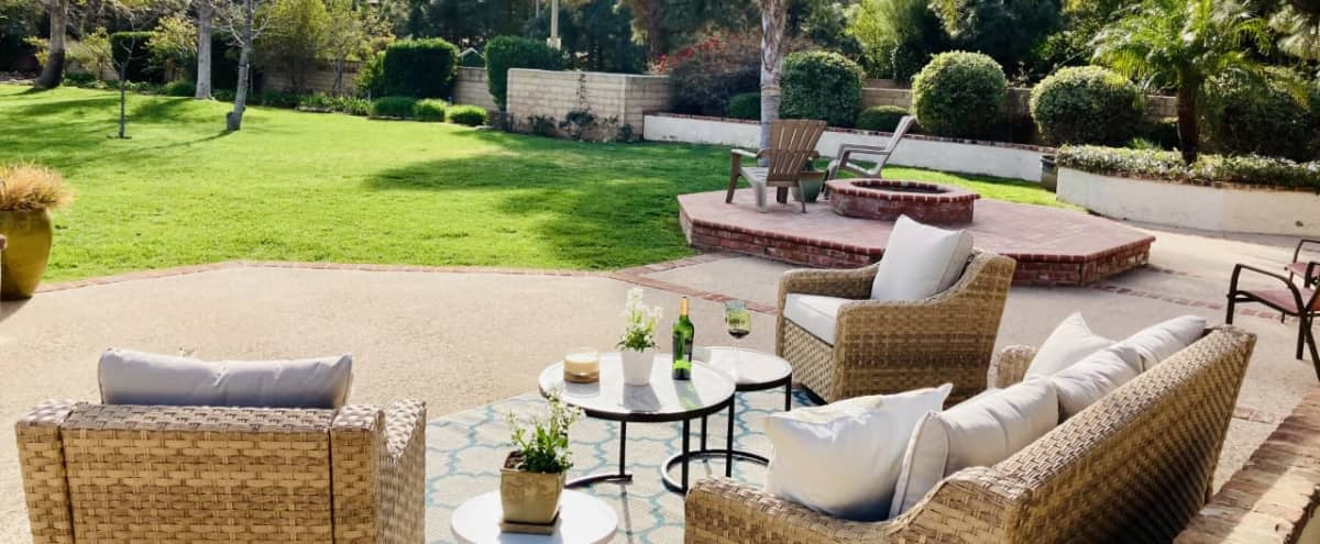 Serene Backyard Oasis - Production Perfect in Chatsworth Hero Image in Chatsworth, Chatsworth, CA