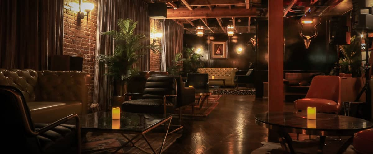 Eclectic Hollywood Lounge in Los Angeles Hero Image in Hollywood, Los Angeles, CA