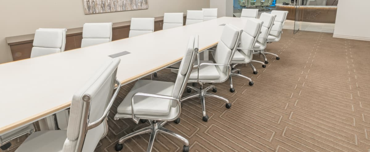 Spacious, elegant Loop Meeting Room socially distanced for up to 11 guests in Chicago Hero Image in Chicago Loop, Chicago, IL