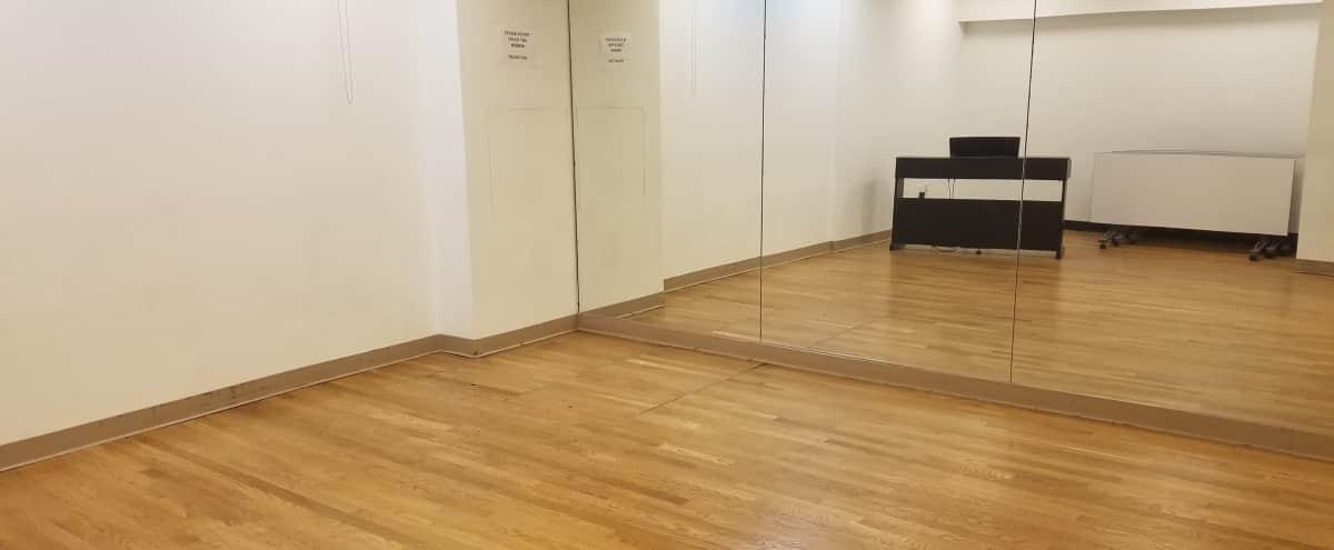 Intimate Dance & Music Rehearsal Studio in NoHo in New York Hero Image in Lower Manhattan, New York, NY