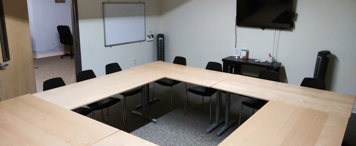 Glenlake Conference Room in Downtown Decatur in Decatur Hero Image in Great Lakes, Decatur, GA