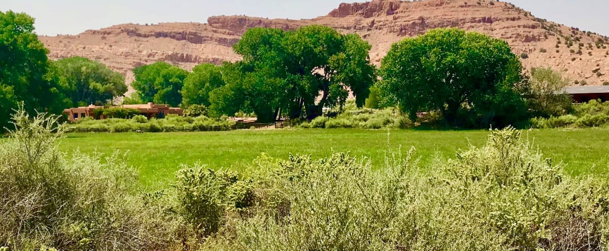22 Acre Ranch on the Chama River in Heart of Abiquiu in Abiquiu Hero Image in undefined, Abiquiu, NM