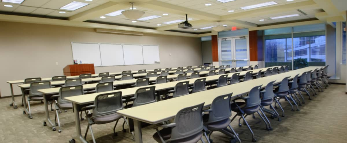 Class A Training Room, Bloomington, Easy Access, Free Parking in Bloomington Hero Image in Normandale Lake, Bloomington, MN