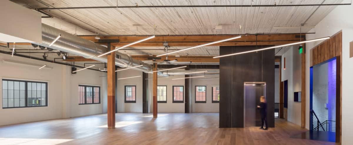 Downtown Industrial-Chic Studio Space in Seattle Hero Image in Belltown, Seattle, WA