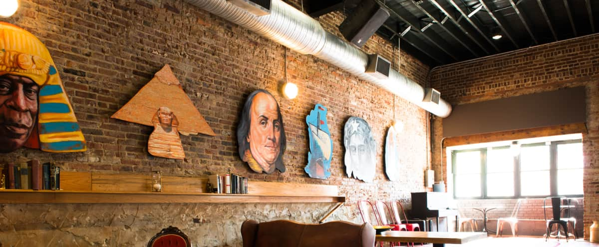 Unique Event Space in the Heart of #Brookland, DC. in Washington Hero Image in Brookland, Washington, DC