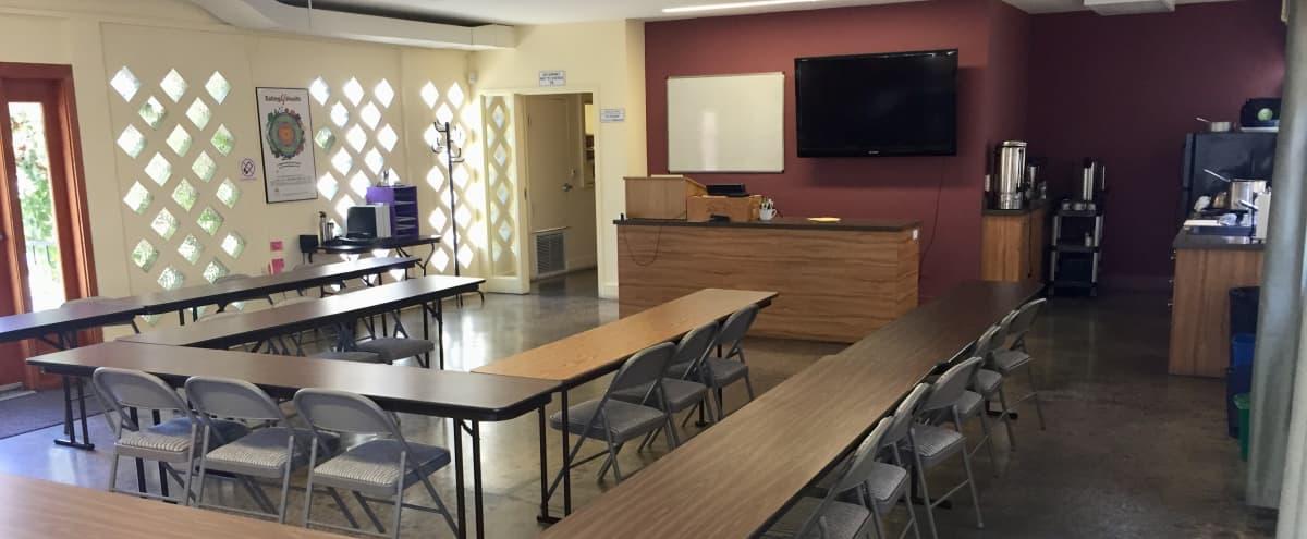 Classroom/Event space with kitchenette in Berkeley Hero Image in Northwest Berkeley, Berkeley, CA
