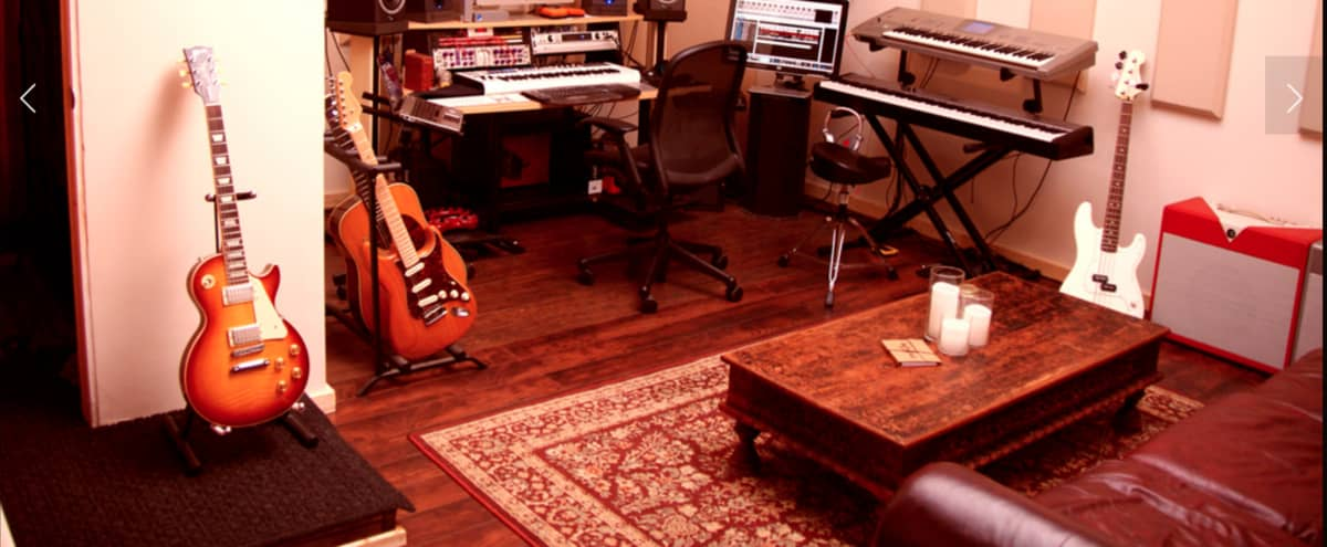 Music Studio & Production Space ~ Venice, CA in Venice Hero Image in Oakwood, Venice, CA