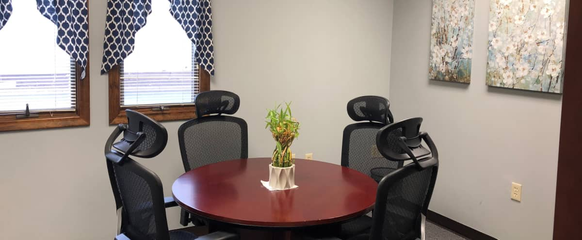 Comfortable 4 Person Work Station in Plainville Hero Image in undefined, Plainville, CT