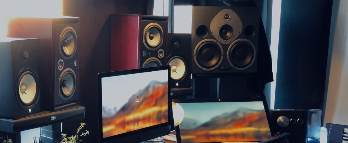 Industrial Hollywood Loft and Recording Studio in Los Angeles Hero Image in Central LA, Los Angeles, CA
