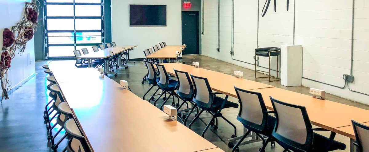 Versatile Meeting Space | High-End AV - Multiple Configurations in Dallas Hero Image in undefined, Dallas, TX