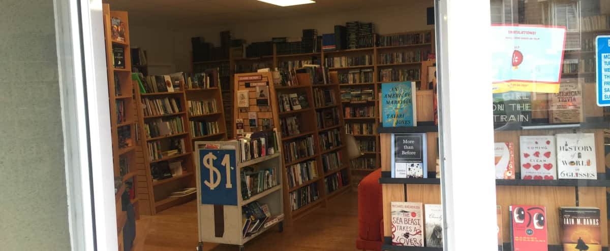 Stevens Books SF     - Urban Neighborhood Bookstore in San Francisco Hero Image in Outer Mission, San Francisco, CA