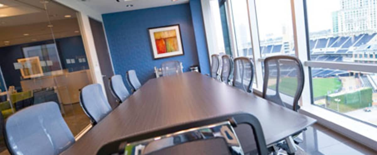Executive/ Shared Offices + CoWorking Space Available! in San Diego Hero Image in East Village, San Diego, CA