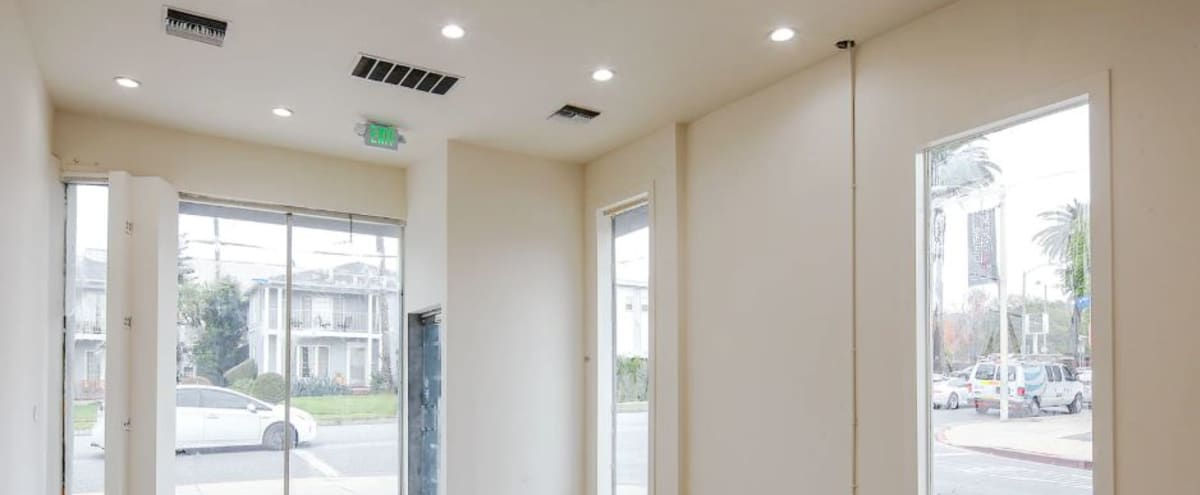 Brand New Bright Fun Space w High Ceilings in West Hollywood Hero Image in Central LA, West Hollywood, CA