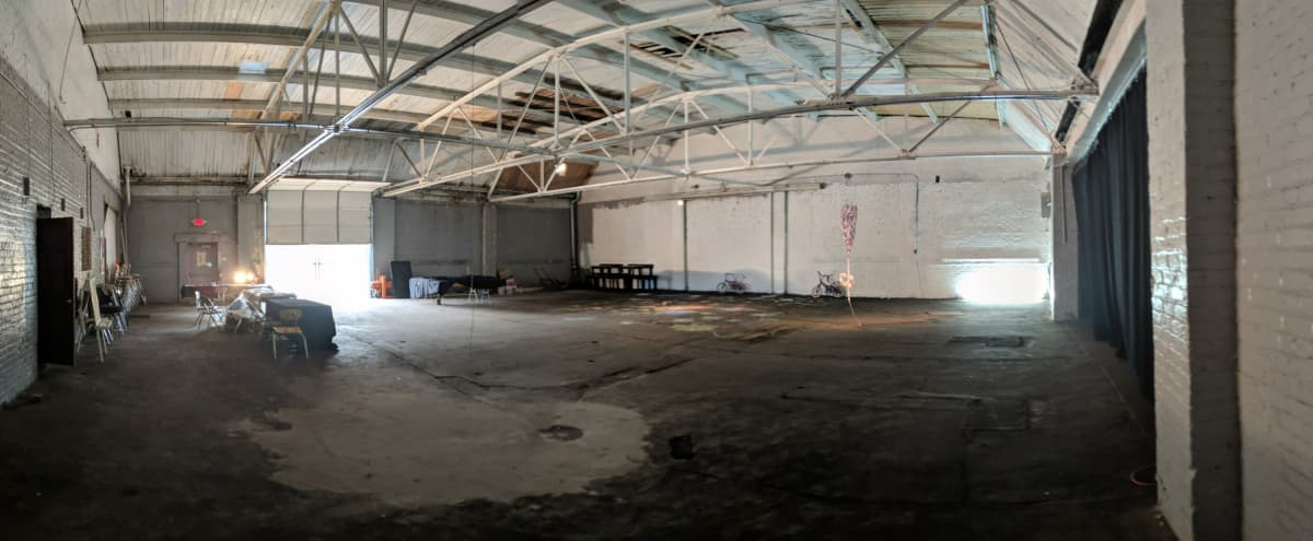 RAW Industrial Garage Production Space - Detroit in Detroit Hero Image in undefined, Detroit, MI
