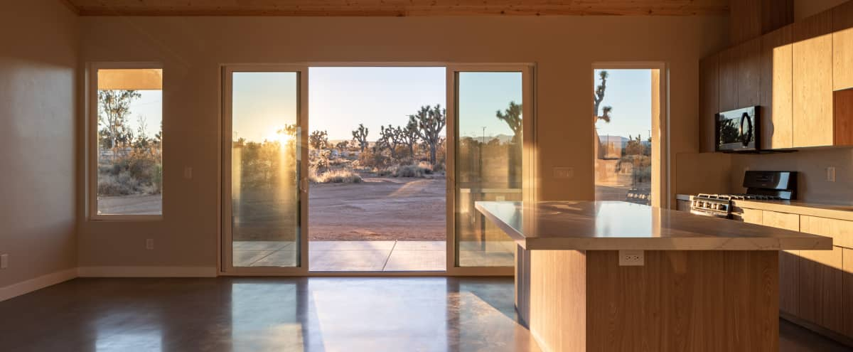 Custom Spacious Home with Desert Views in Yucca Valley Hero Image in undefined, Yucca Valley, CA