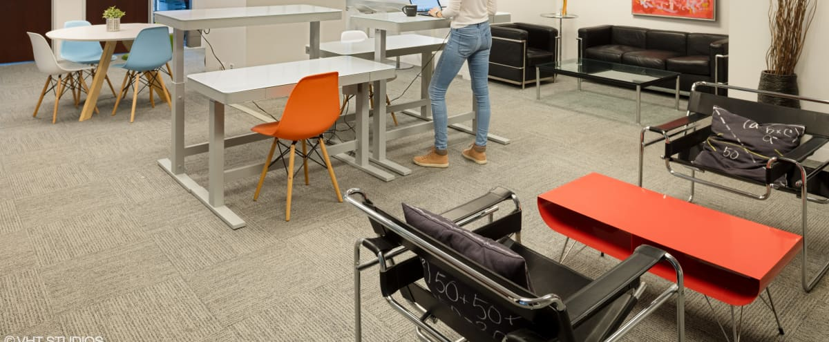 Creative Coworking Space Located On Michigan Avenue! in Chicago Hero Image in Magnificent Mile, Chicago, IL