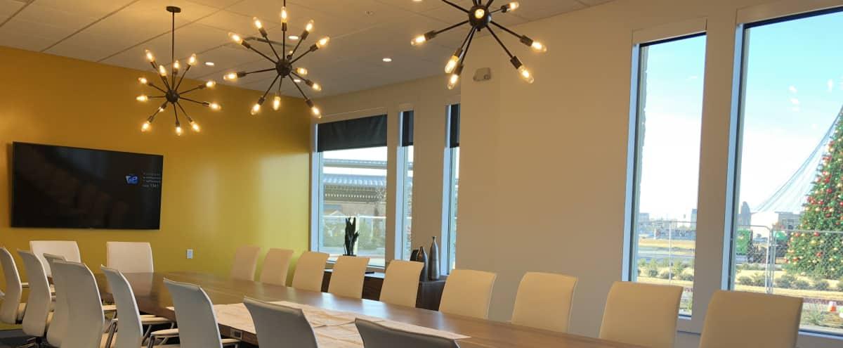 Modern & Spacious Boardroom in Frisco Hero Image in undefined, Frisco, TX