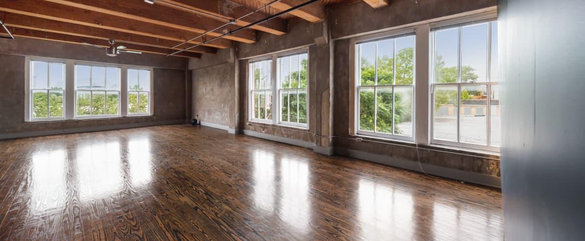 Industrial Studio - Natural Light - Warehouse District - Houston in Houston Hero Image in Downtown Houston, Houston, TX