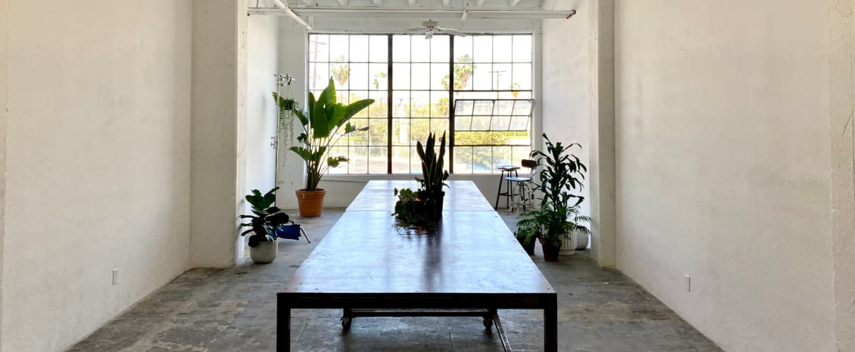 DTLA Studio with Natural Lighting + Huge Window in Los angeles Hero Image in Central LA, Los angeles, CA