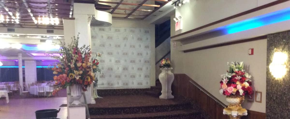 Grand Elegant 7000Sqf BallRoom in Rego Park Hero Image in Middle Village, Rego Park, NY