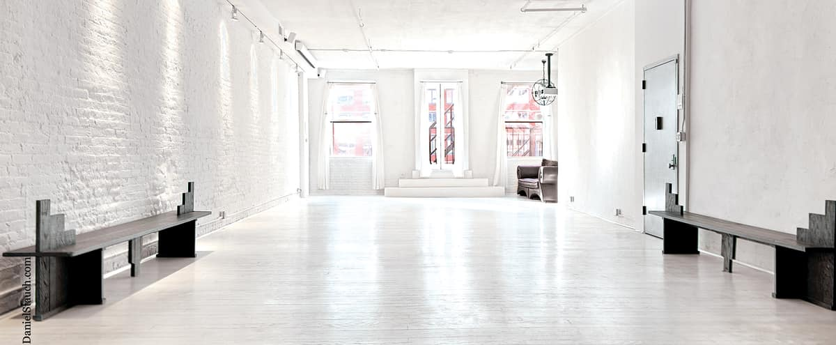 Ivory Loft in Chelsea for Meetings and Offsite in New York Hero Image in Midtown, New York, NY
