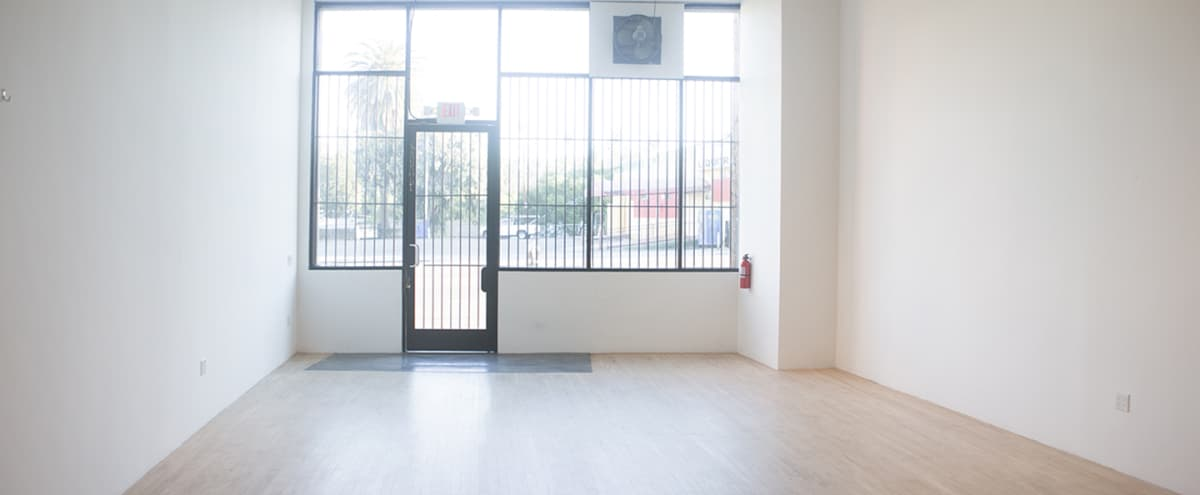 Gorgeous Natural Light Studio Storefront in the Heart of Silverlake/Echo Park - 1200 sf in Los Angeles Hero Image in Silver Lake, Los Angeles, CA