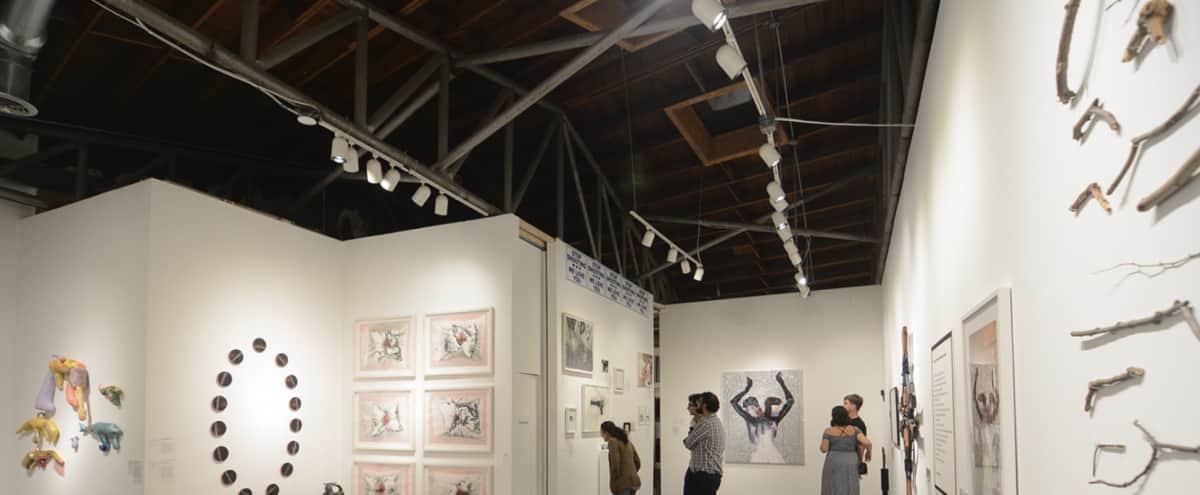 Contemporary Art Gallery & Outside Terrace Event Venue in Atlanta Hero Image in Downtown, Atlanta, GA