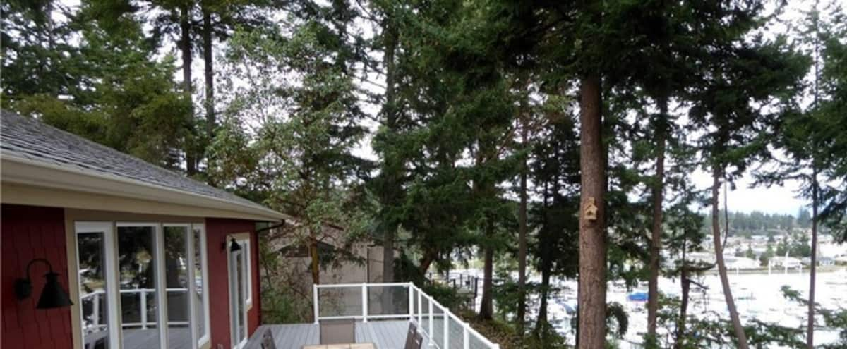 Beautiful Private Studio Space w/ Hardwood Floors & Gorgeous View in La Conner Hero Image in undefined, La Conner, WA