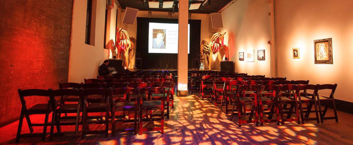 1,600 ft² Gallery in Yerba Buena in San Francisco Hero Image in South Beach, San Francisco, CA
