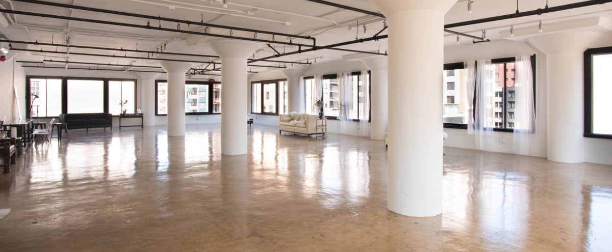 DTLA Polished & Elegant 4000 Sq Ft Studio with AC / Photo and Film in los angeles Hero Image in Central LA, los angeles, CA
