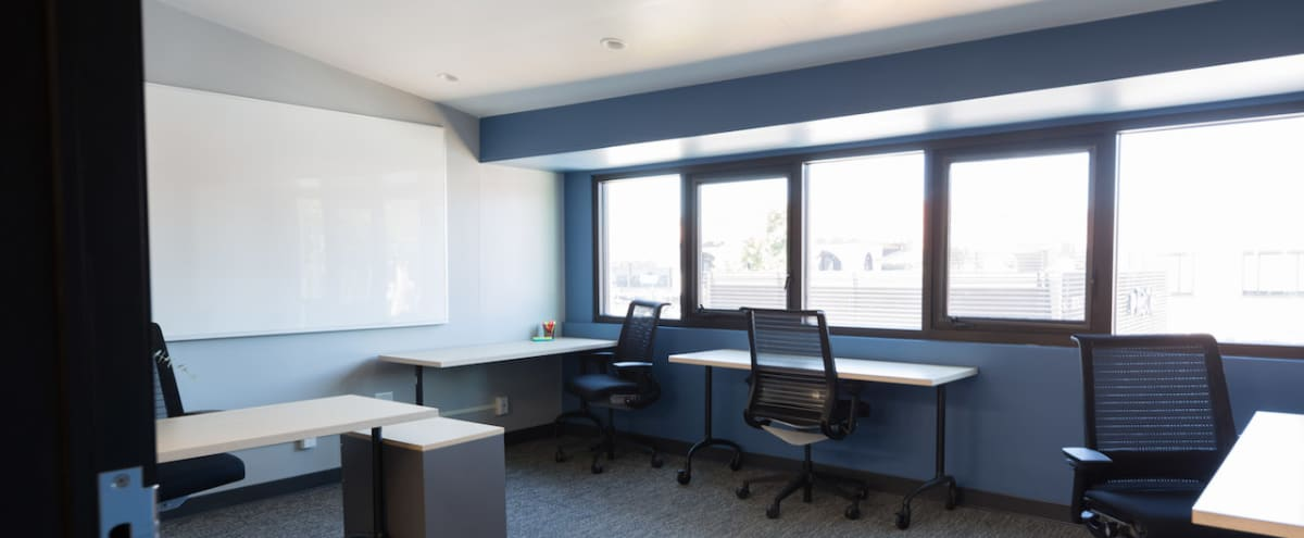 Newly Renovated & Fully Furnished Private Office in The Pruneyard in Campbell Hero Image in Pruneyard / Dry Creek, Campbell, CA