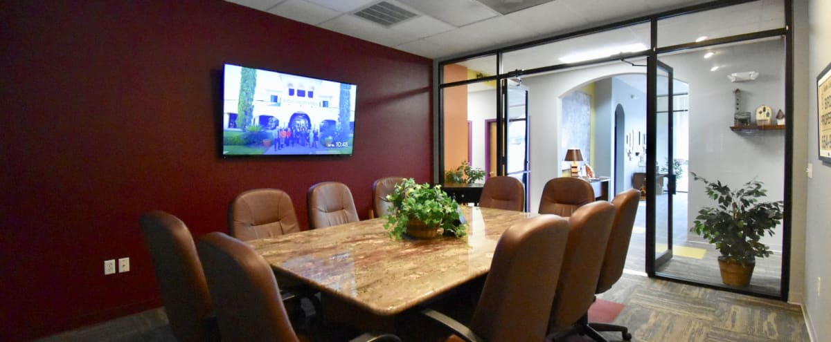 Stone Oak Conference Room in San Antonio Hero Image in Stone Oak, San Antonio, TX