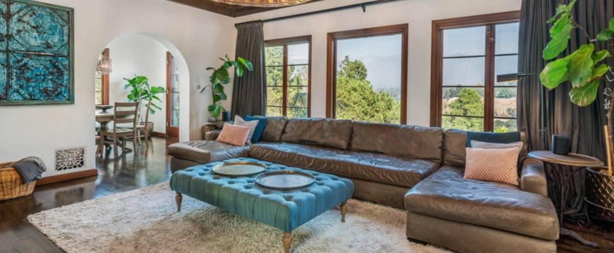 Historic Romantic Hillside Villa in Los Angeles Hero Image in North Arroyo, Los Angeles, CA