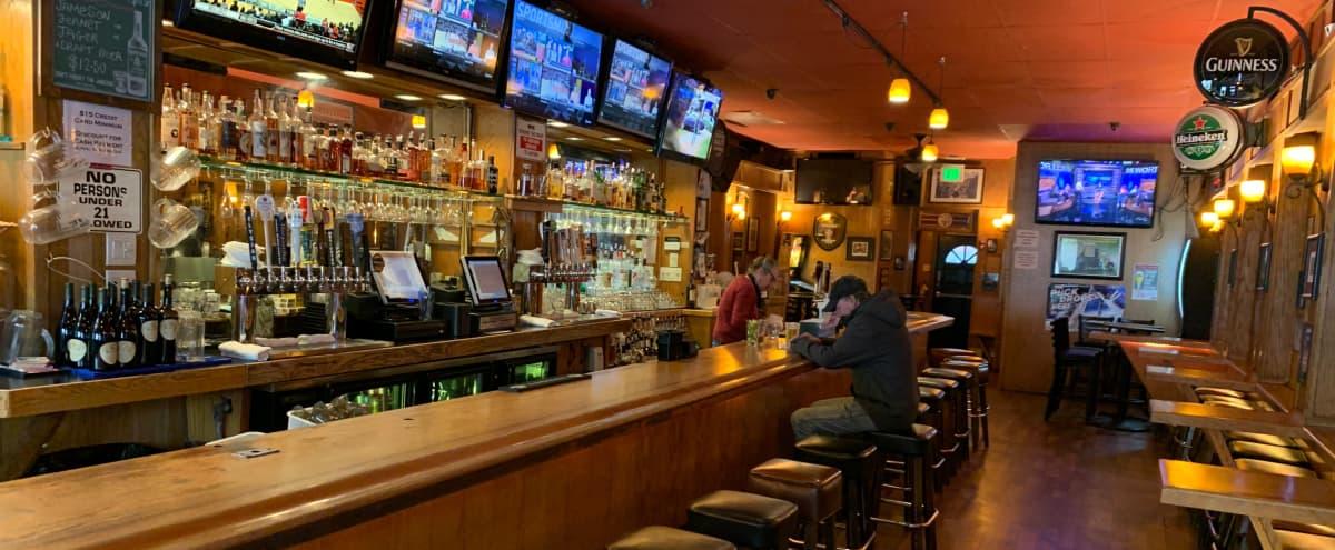 Urban Neighborhood Cozy Irish/Sports Bar in San Francisco Hero Image in Noe Valley, San Francisco, CA