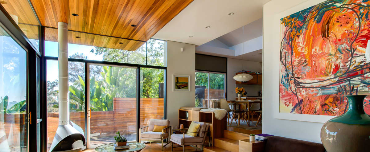 MidCentury Modern Architectural Home in Silverlake - Featured on ...