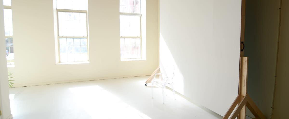 Downtown Studio Loft with Natural Lighting and Historic Charm in Concord Hero Image in undefined, Concord, NC