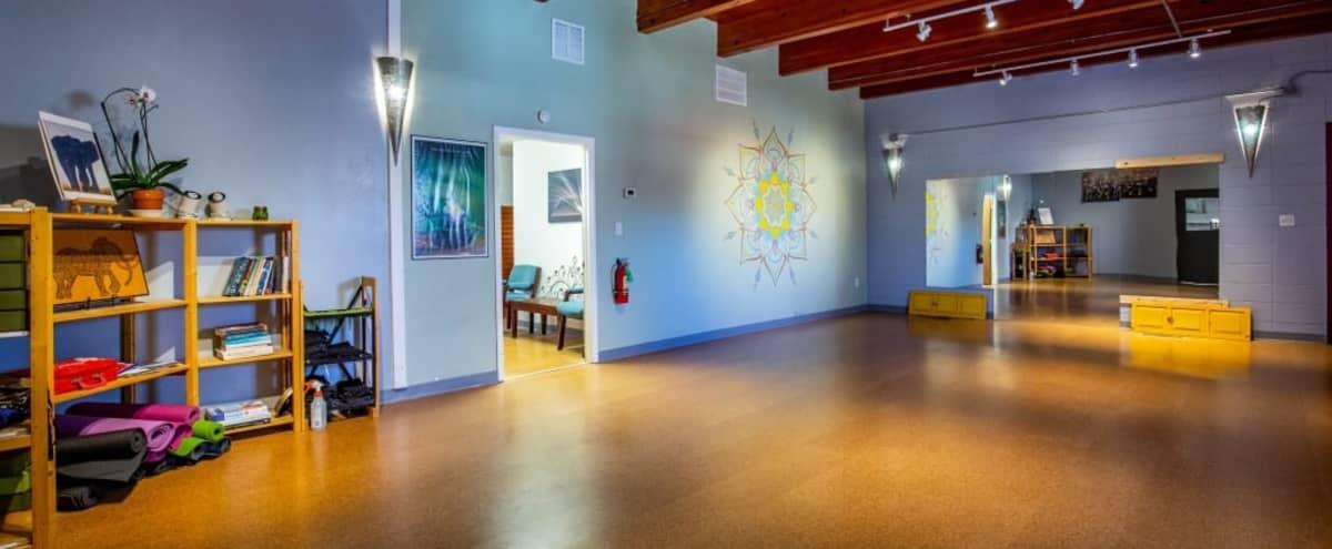 Yoga/Dance Studio Great for Movement Classes & Creative Events in Denver Hero Image in Barnum West, Denver, CO