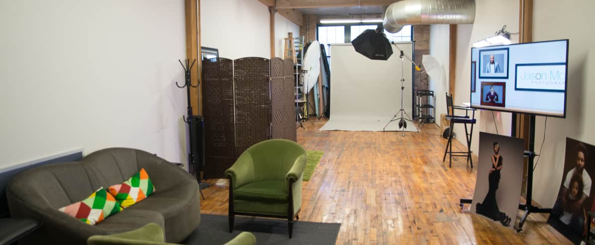 Photography Studio in Historic Bridgeport Art Center in Chicago Hero Image in Bridgeport, Chicago, IL
