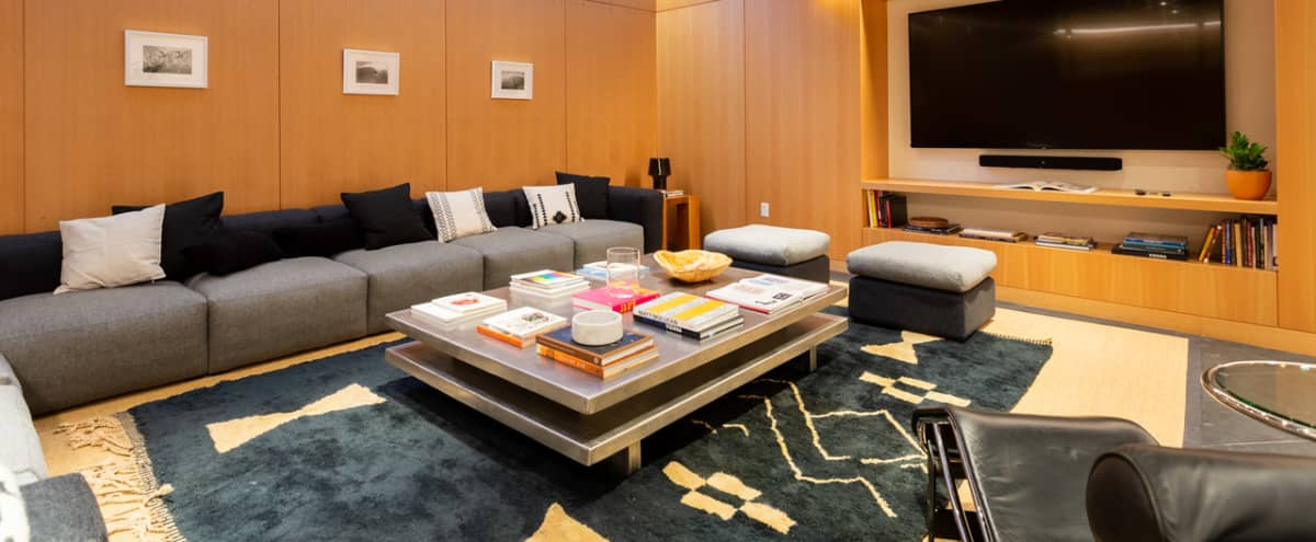 High-end production suite including Pre/Post-Production rooms, Wardrobe, Director's Suite, and Film Production space, in the heart of Beverly Hills in Beverly Hills Hero Image in undefined, Beverly Hills, CA