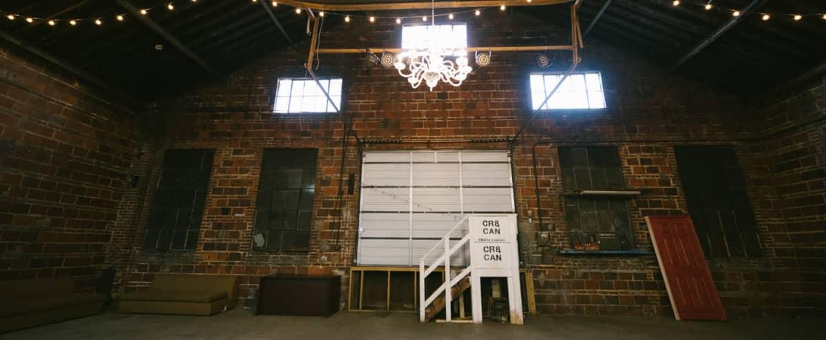 Downtown Rustic Warehouse in Washington Hero Image in Northeast Washington, Washington, DC