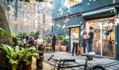 Creative Industrial Event Space with Large Private Patio and Full Kitchen All Event Types in Mission District, san francisco, CA | Peerspace