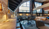 Beautiful Meeting Space with Original Brick, Douglas Fur Timber Beams and Modern Aesthetic in South of Market, San Francisco, CA | Peerspace