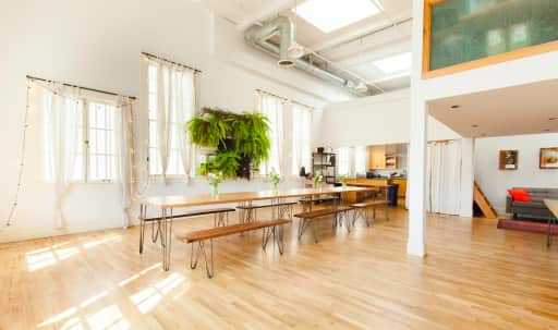 dinner venues in Dogpatch | Peerspace