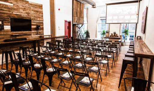 speaker panel venues in Financial District | Peerspace