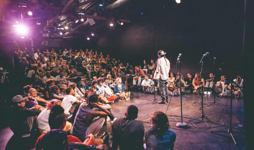 poetry venues in Los Angeles | Peerspace